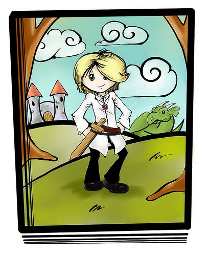 Potential Children's book cover