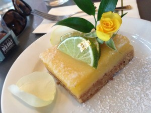 Extraordinary Desserts - Lemon Bar