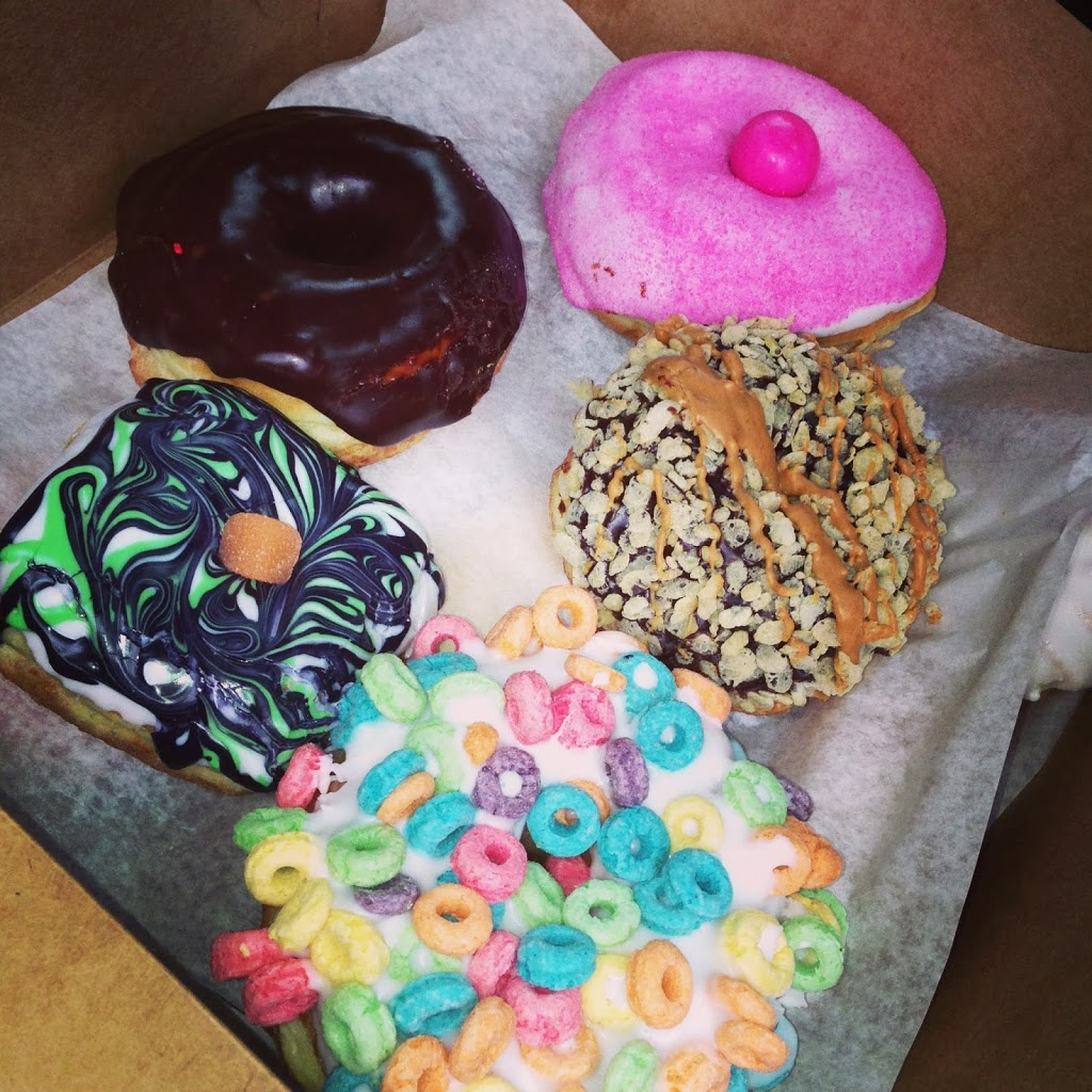 Restaurant Review: Voodoo Doughnuts Portland