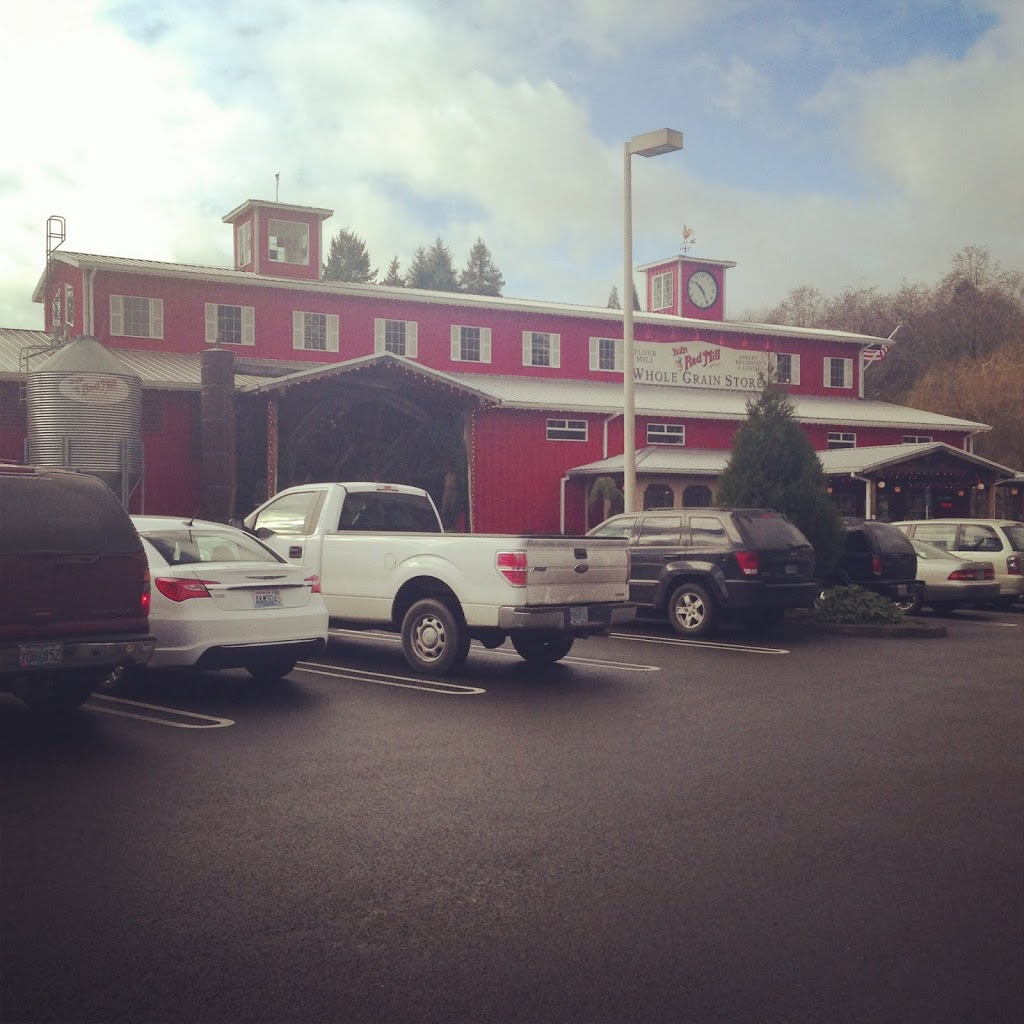 Restaurant Review: Bob's Red Mill Oregon