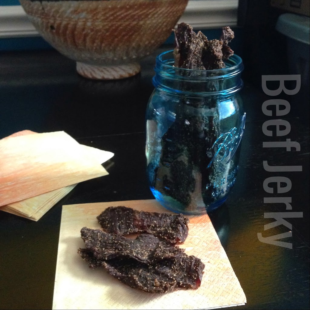 Smokey Peppered Beef Jerky