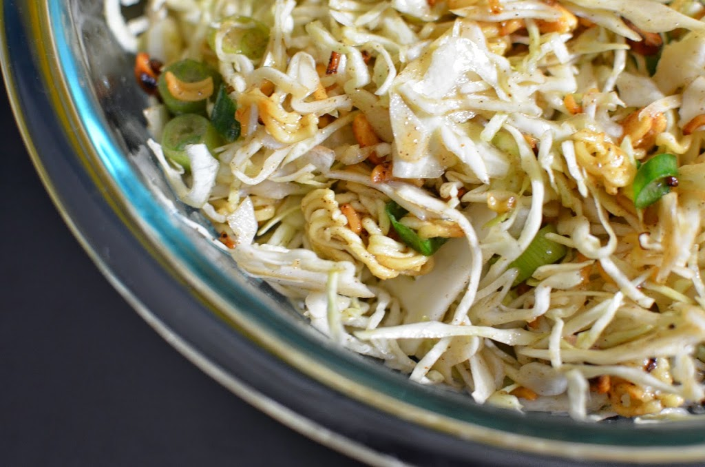 Spicy Chinese Cabbage Salad
