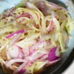 Red Onion & Fennel Salad 2