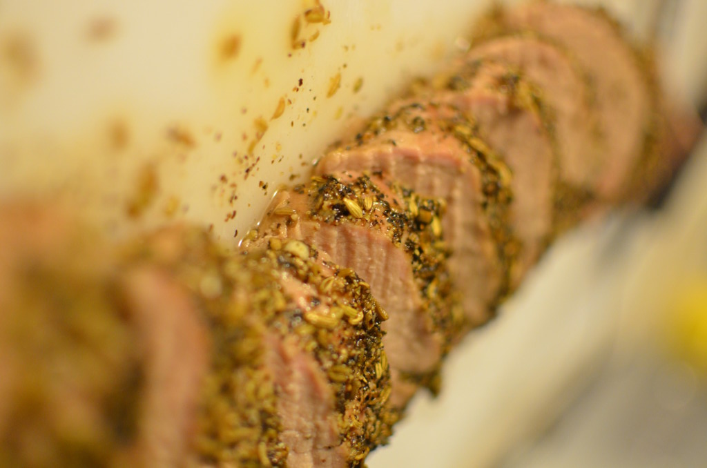 A spicy and succulent roast for any meat lover
