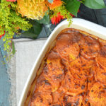 Spicy Scalloped Yams