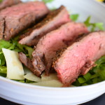 Porcini Flank Steak
