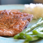Old Fashioned Pork Chops