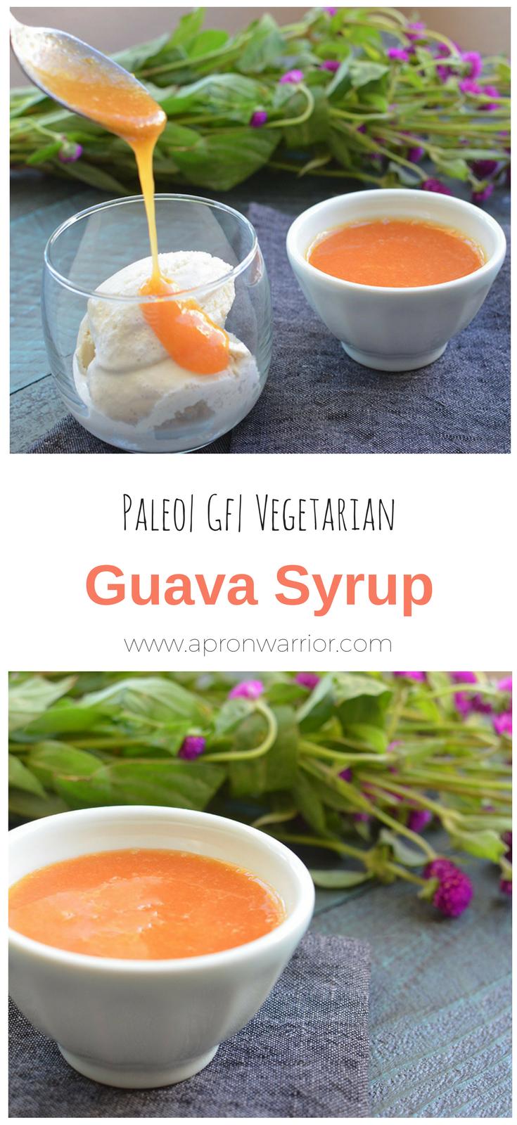 Guava Syrup - Apron Warrior