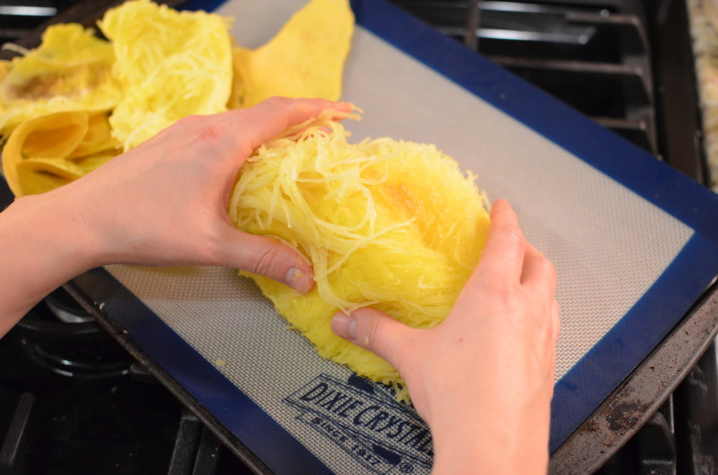 Spaghetti Squash the Easy Way