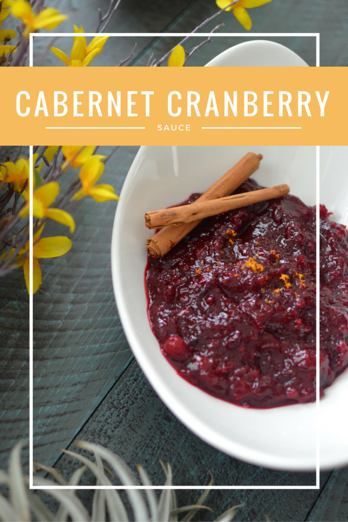The best cranberry sauce EVER! Your friends and family will ask for it over and over!