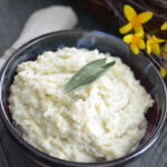 Gorgonzola Mashed Potatoes 2