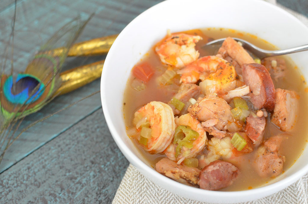 Gumbo That Makes Your Heart Sing