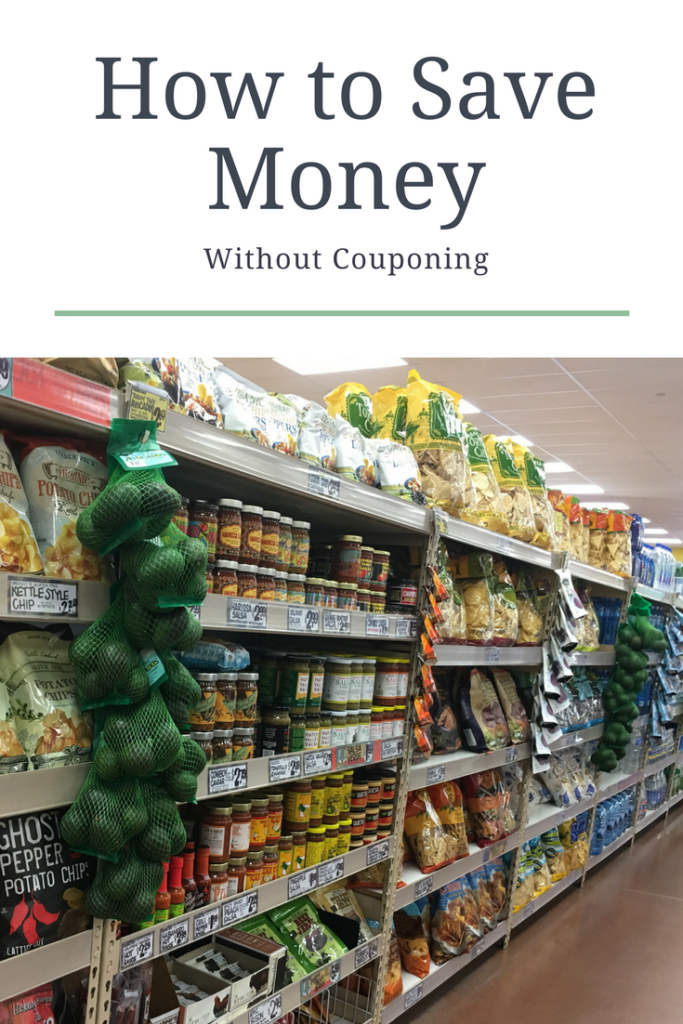 Easy Steps to Saving Money Without Couponing