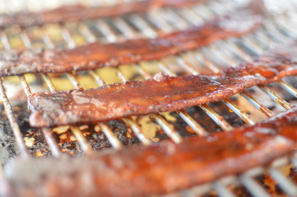 Paleo Candied Bacon made without the processed sugar!