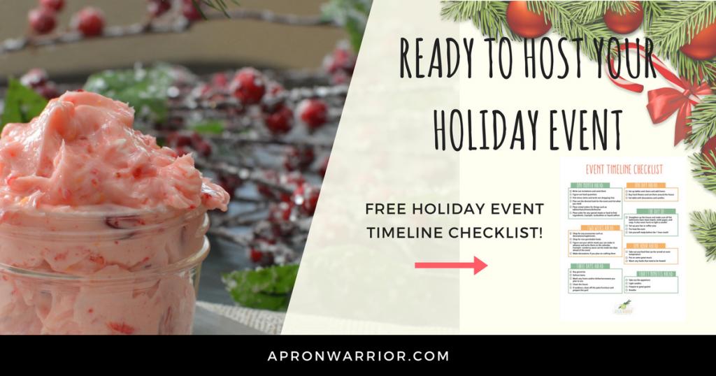 Event Timeline Checklist