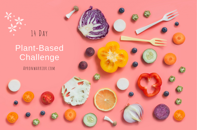 Apron Warrior's Plant Based Challenge