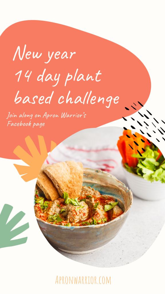 New year 14 day plant based challenge